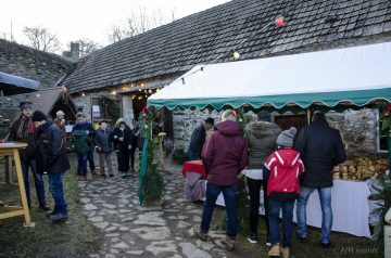 Adventmarkt 2015 in Hardegg
