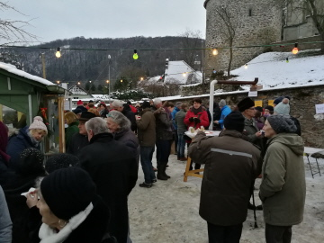 Adventmarkt 2017 in Hardegg